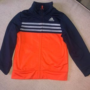 Adidas toddler jacket